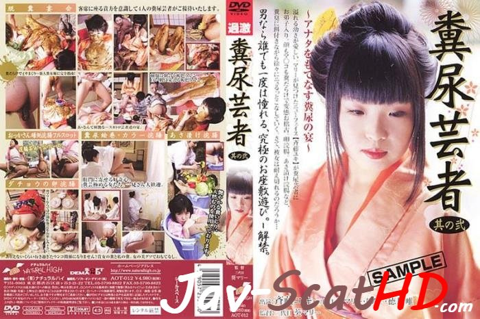 AOT-012  Perversion scatology geisha loves feces. Scatology Defecation SD (MPEG-4 / 846 MB)