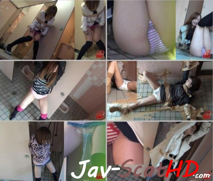 F82-01 Piss Girls left tied up. Shamefull pee in panties observation. Scatting Forced HD 720p (Windows Media / 2.05 GB)