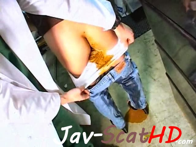 BFPP-02  Wetting and pantypooping desperation accidents.  Desperation SD (AVI / 895 MB)
