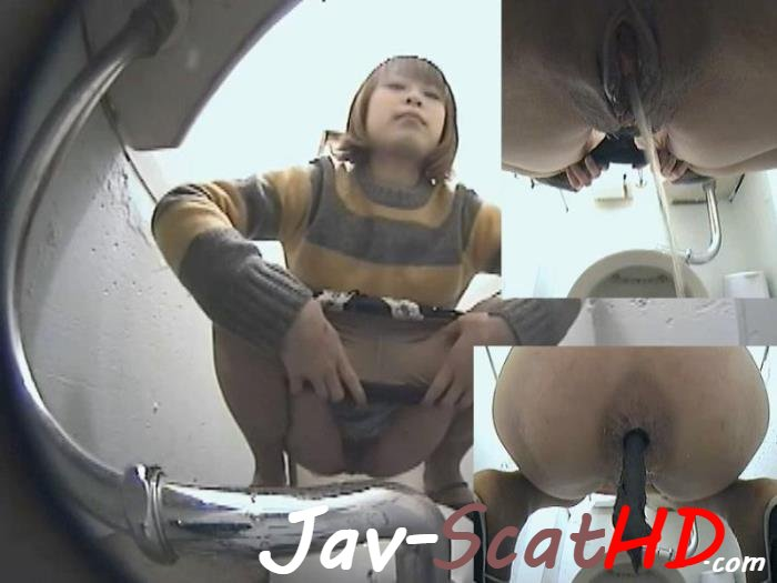 BFTD-15  Cute young girls pissing and shitting, shooting spy camera from two angles. (Uncensored) Toilet scat Closeup SD (Windows Media / 1.82 GB)