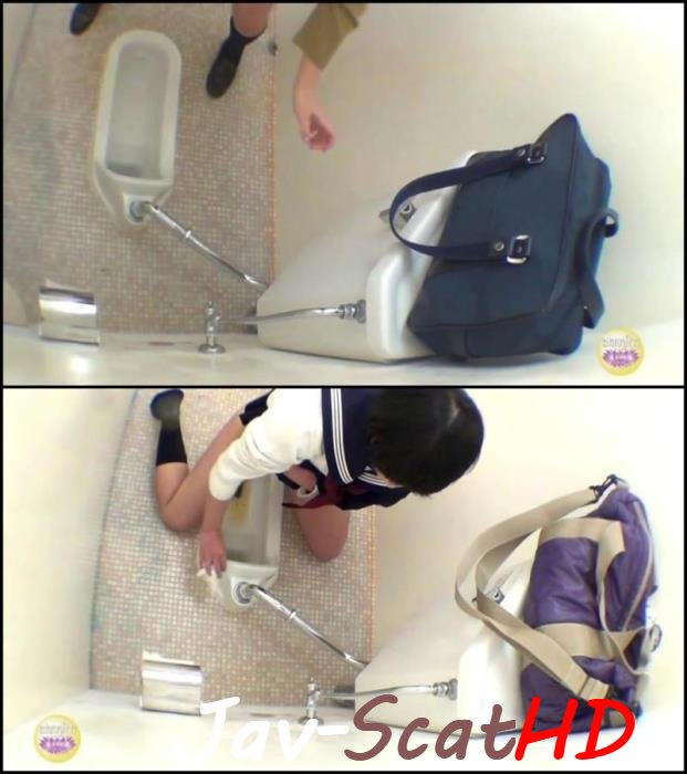 BFNS-06 Jav Scat Girls doggy shitting in toilet. 2019 Scatting HD 720p (MPEG-4 / 1.23 GB)