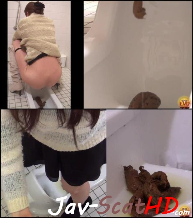 BFEE-10 Spy camera Four angle view camera shooting shitting girls. Girls pooping Defecation HD 720p (MPEG-4 / 849 MB)