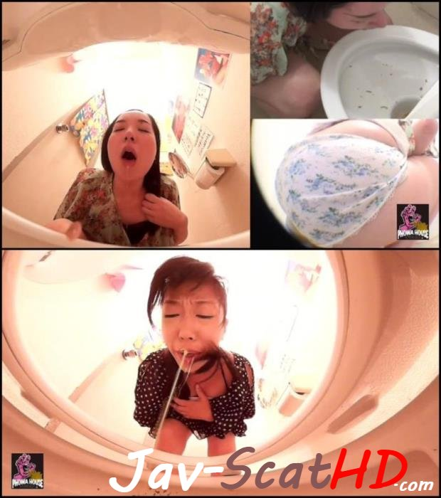 BFJV-06 Toilet vomit Vomiting after food poisoning and poop in panties. Jade vomit Food poisoning FullHD 1080p (MPEG-4 / 661 MB)