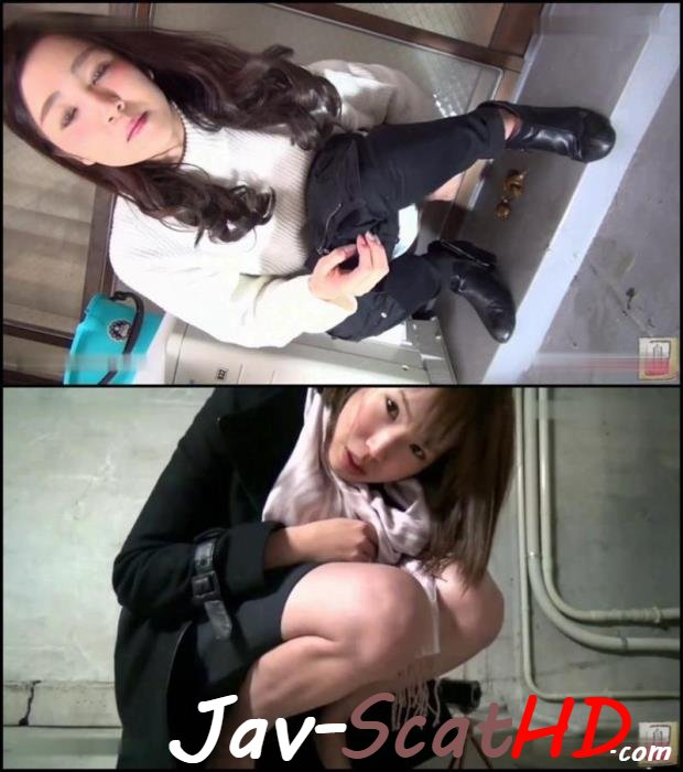BFJG-26 Jade scat Defecated and urinated in public. 2019 Scatting FullHD 1080p (MPEG-4 / 476 MB)