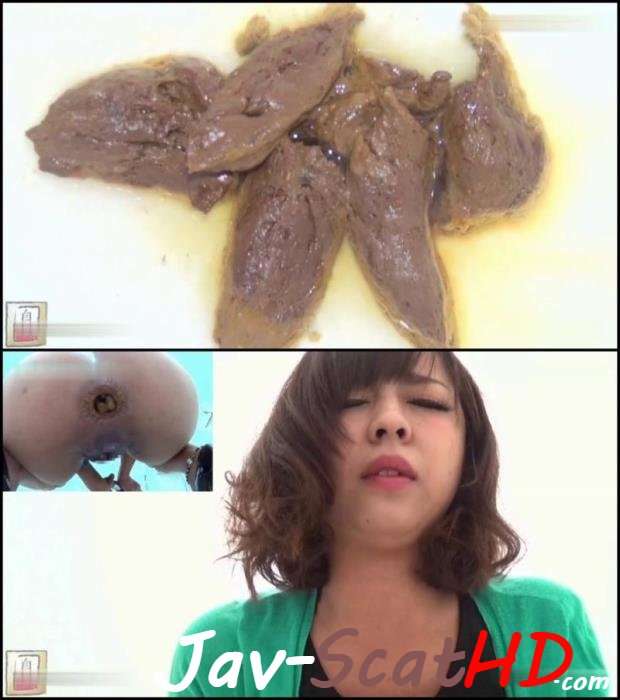 BFJG-57 Jade scat Girls self filmed their own constipation and diarrhea in toilet. Defecation Closeup FullHD 1080p (MPEG-4 / 868 MB)