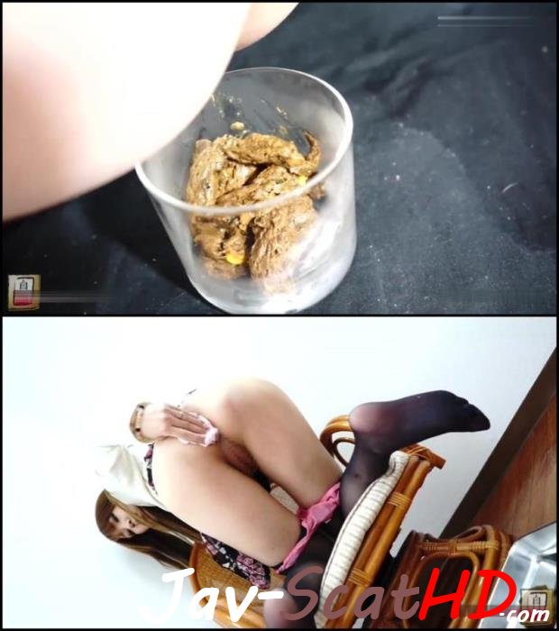 BFJG-78 Jade scat Girls in sexy pantyhose pooping. 2019 Scatting FullHD 1080p (MPEG-4 / 566 MB)