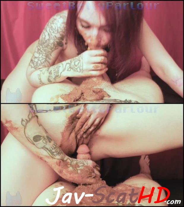[Special #504] Shit in pussy Scat couples POV shitty sex dick in shit fuck all hole. Jav Scat Big pile FullHD 1080p (MPEG-4 / 752 MB)