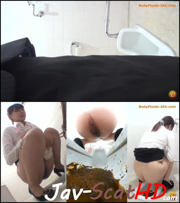 BFEE-25 Jav Scat Sexy lady pooping in public toilet. Diarrhea Closeup FullHD 1080p (MPEG-4 / 758 MB)