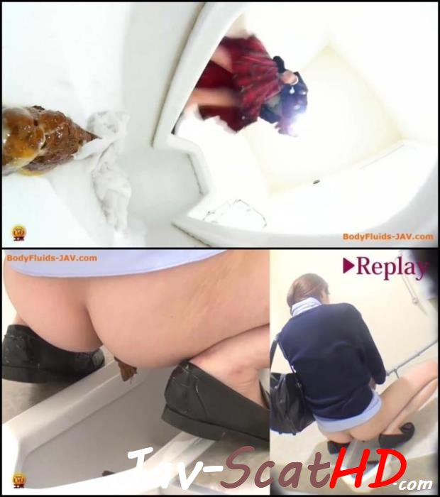 BFEE-38 Jade Evo scat Stroll after defecation girl student poop in toilet. EVO poop Closeup FullHD 1080p (MPEG-4 / 525 MB)