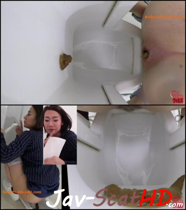 BFFF-142 Jav Scat Pooping girls in public toilet filming closeup. Filth plus Closeup FullHD 1080p (MPEG-4 / 218 MB)