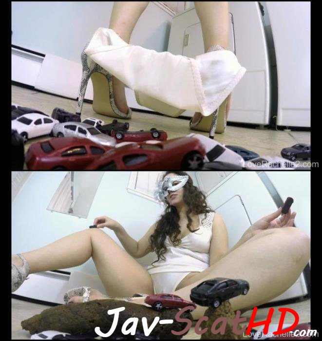 [Special #750]  LoveRachelle2 giantess shits on small cars. (UHD 4K) LoveRachelle2 Defecation UltraHD/4K (MPEG-4 / 1.40 GB)