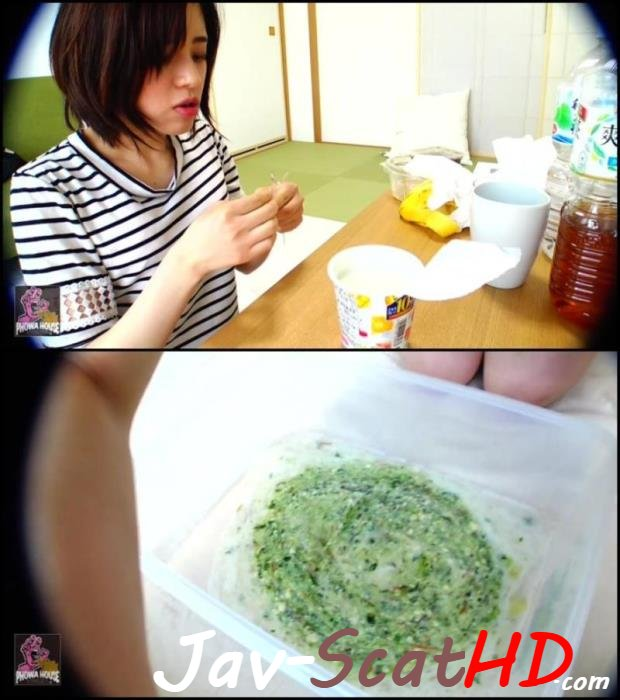BFJV-18 Japanese vomit Girl Eating and Force to Vomit 女の子は食べて強制的に吐き出す HD Force to vomit Eating FullHD 1080p (MPEG-4 / 743 MB)