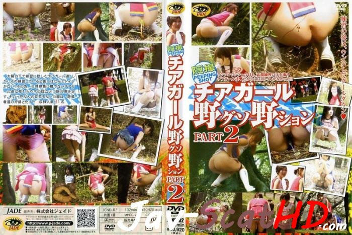 JCND-02 Pooping Voyeur pooping and peeing schoolgirl on outdoor. Copro Scatting SD (AVI / 1.46 GB)