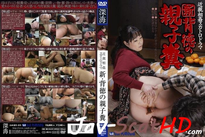 VRXS-104  Parent-child incest scat drama.   SD (Windows Media / 2.48 GB)