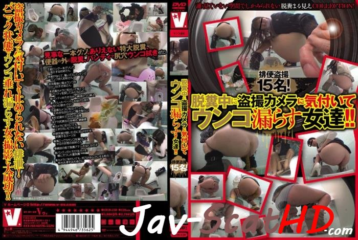 VICD-250  An unexpected incident in the toilet when the girls shitting! 2019 Scatting HD 720p (Windows Media / 2.69 GB)