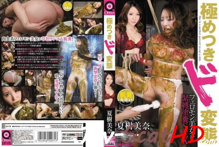 OPMD-026  Mina Natsuki covered shits, bondage torture and dirty sex. OPUD Scat Dirty enema SD (MPEG-4 / 1.38 GB)